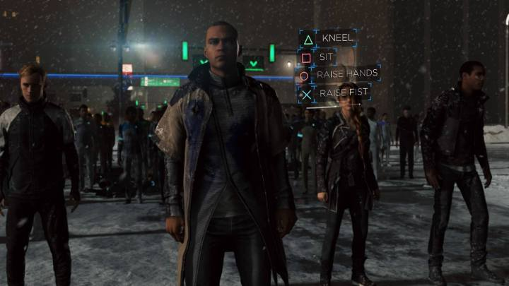 Detroit: Become Human – First Thoughts (NO SPOILERS)