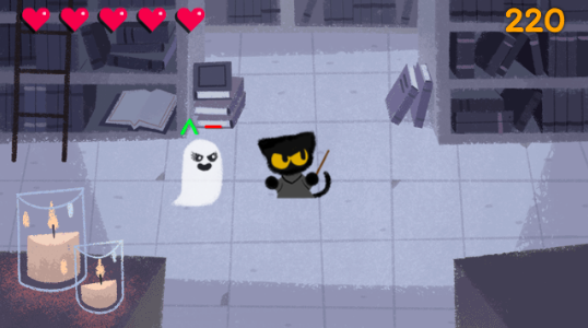 Magic Cat Academy Screenshot